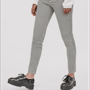 Divided Houndstooth Pants